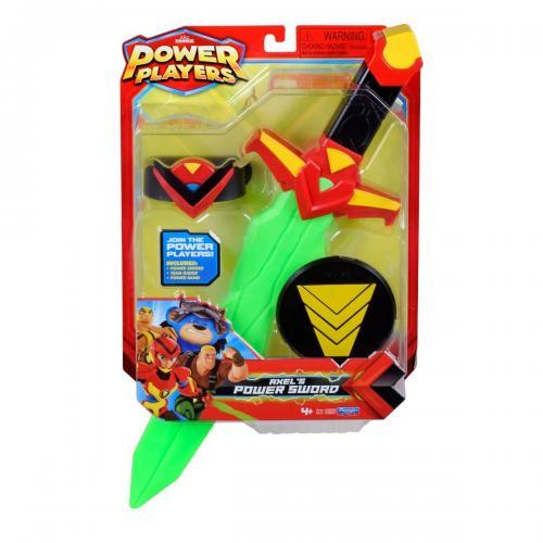 Sabie Power Players - Axels Power Sword - Jucarii copii -