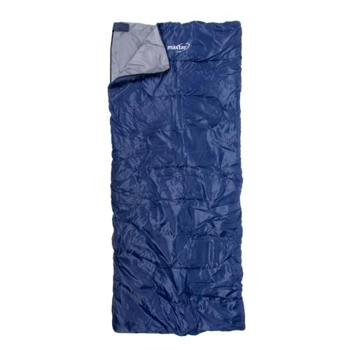 Sac de dormit Maxtar Blueberry - 200G/MP - Accesorii calatorie -