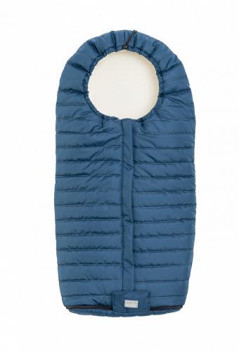 Sac de iarna 100cm Harbor blue Beige 9658 Nuvita Junior Slender - La plimbare - Accesorii carucioare