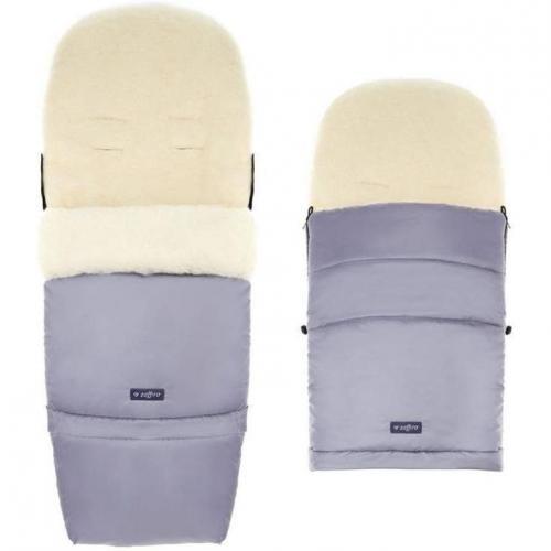 Sac de iarna Nego Pastel lana oaie Womar Zaffiro 3Z-SW-93L gri - La plimbare - Accesorii carucioare