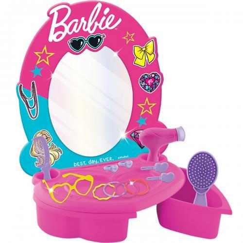 Salonul de infrumusetare Barbie - Jucarii de imitatie -