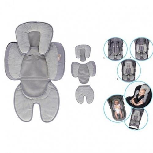 Saltea suplimentara bebelusi BO Jungle 3 in 1 pentru carucior - scaun auto - scoica - La plimbare - Accesorii carucioare
