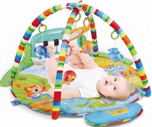 Salteluta cu activitati complexe - lumini si sunete - Camera copilului - Centru de activitati