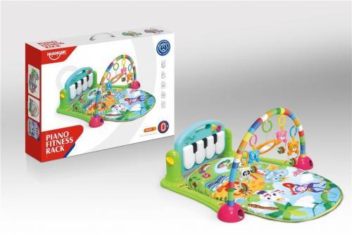 Salteluta cu centru de activitati lumina si sunete - Camera copilului - Centru de activitati