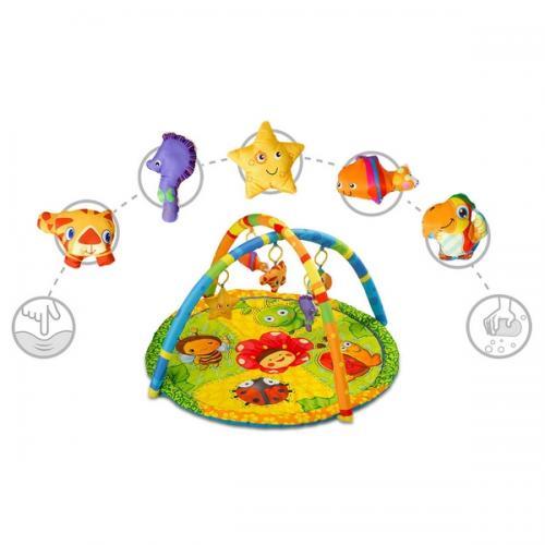 Salteluta de joaca Kidwell Tabi - Camera copilului - Centru de activitati