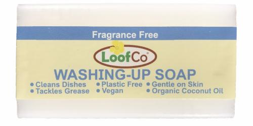 Sapun solid pentru vase LoofCo 100 g - Biberoane tetine -