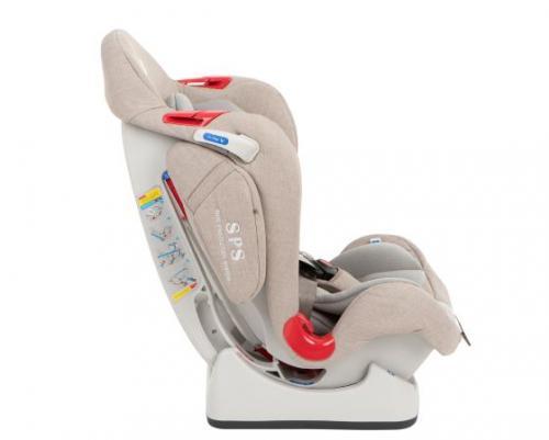 Scaun auto 0-25 kg ORight (+Sps) 2020 Beige - Scaune Auto  - Nichi 0-25 kg