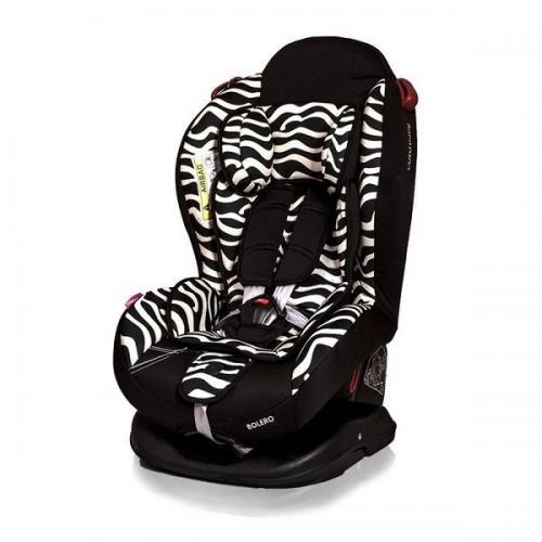 Scaun auto Coto Baby Bolero Zebra 0-25 kg - Scaune Auto  - Nichi 0-25 kg