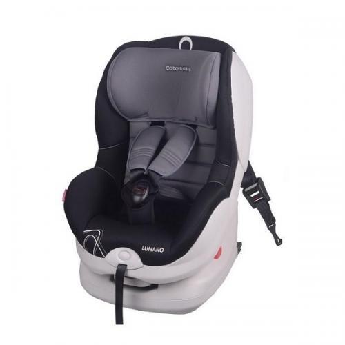 Scaun auto Coto Baby Lunaro isofix 9-18 kg grey - Scaune cu isofix -