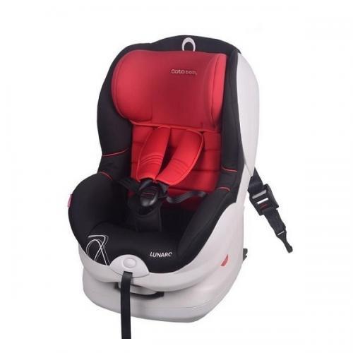 Scaun auto Coto Baby Lunaro isofix 9-18 kg red - Scaune cu isofix -