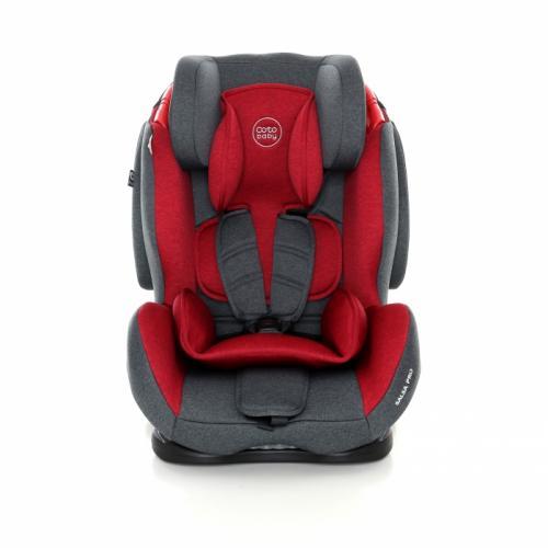 Scaun auto Coto Baby Salsa Pro isofix 9-36 kg Melange Red - Scaune cu isofix -