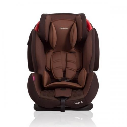 Scaun auto Coto Baby Salsa Q 9-36 brown - Scaune Auto  - Mediu 9-36 kg