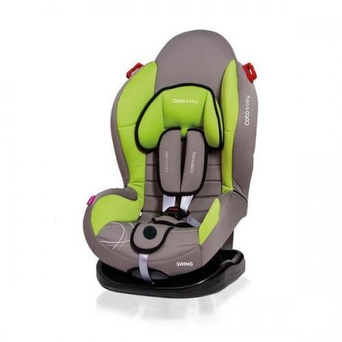Scaun auto Coto Baby Swing 9-25 kg green - Scaune Auto  - Minor 9-25 kg