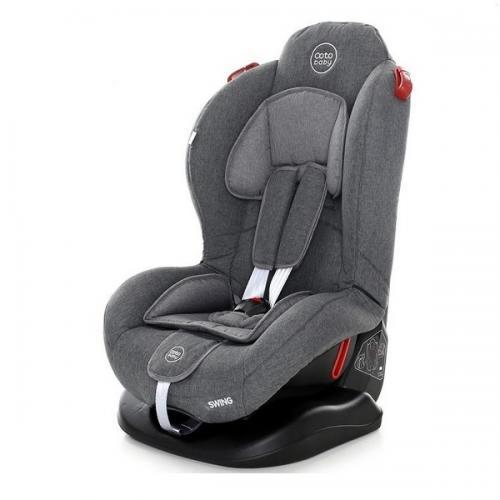 Scaun auto Coto Baby Swing 9-25 kg Melange Grey New - Scaune Auto  - Minor 9-25 kg