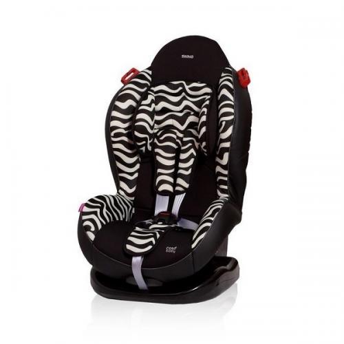 Scaun auto Coto Baby Swing 9-25 kg Zebra - Scaune Auto  - Minor 9-25 kg