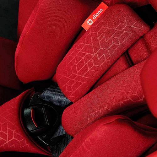Scaun auto cu Isofix 9-36 Kg Orcas Nxt Fix Red - Scaune cu isofix -