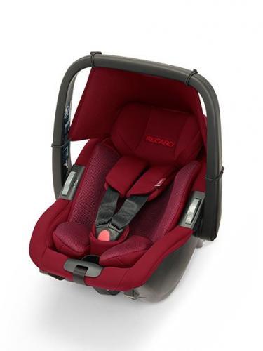 Scaun auto cu isofix rotativ 360 Salia Elite Select Garnet Red - Scaune cu isofix -