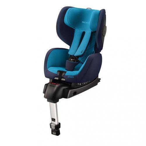 Scaun auto pentru copii cu isofix OptiaFix Xenon Blue - Scaune cu isofix -