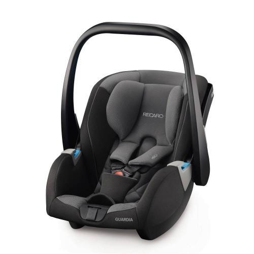 Scaun auto pentru copii Guardia Carbon Black - Scaune Auto  - Bebe 0-13kg