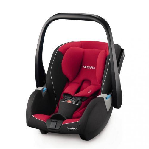 Scaun auto pentru copii Guardia Racing Red - Scaune Auto  - Bebe 0-13kg