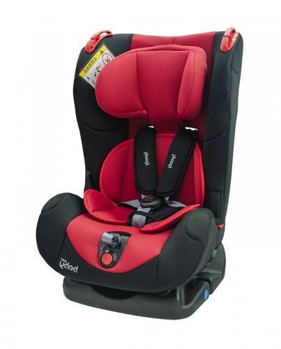 Scaun auto Speedy pentru copii rosu Just Baby - Scaune Auto  - Nichi 0-25 kg