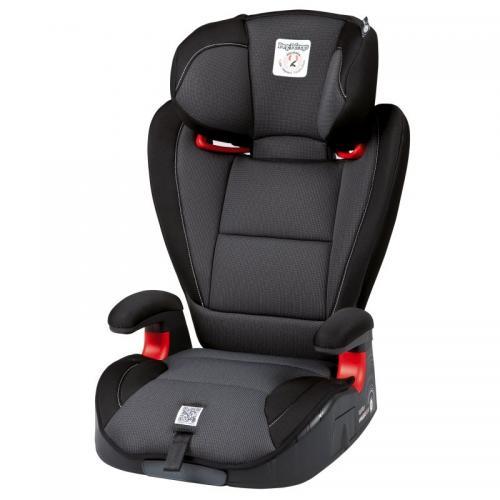 Scaun Auto Viaggio 2-3 Surefix Black - Scaune Auto  - Mare 15-36 kg