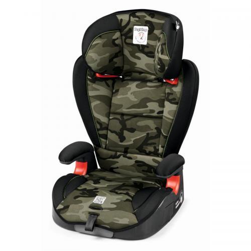 Scaun Auto Viaggio 2-3 Surefix Camouflage Green - Scaune Auto  - Mare 15-36 kg