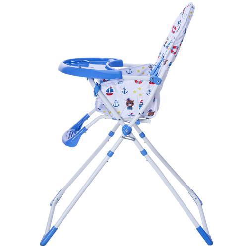 Scaun de masa Bimba Kidscare albastru - Booster copii -