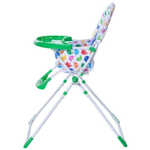Scaun de masa Bimba Kidscare verde - Booster copii -