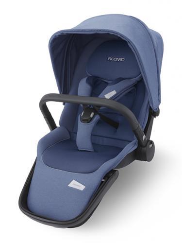 Scaun pentru carucior SadenaCelona Prime Sky Blue - La plimbare - Accesorii carucioare