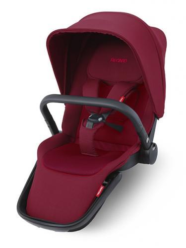 Scaun pentru carucior SadenaCelona Select Garnet Red - La plimbare - Accesorii carucioare
