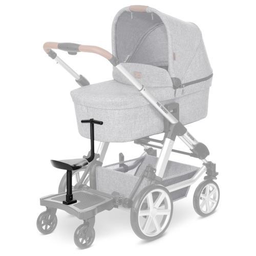 Scaunel pentru treapta Kiddie Ride On 2 Abc Design 2021 - La plimbare - Accesorii carucioare