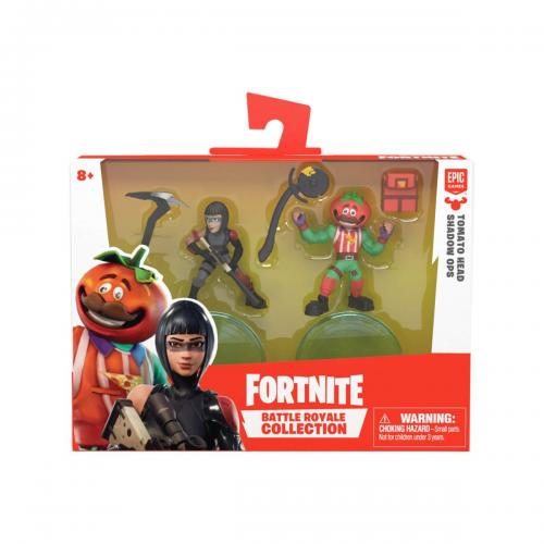 Set 2 figurine Fortnite S2 - Tomatohead si Shadow Ops (63537) - Figurine pentru copii -