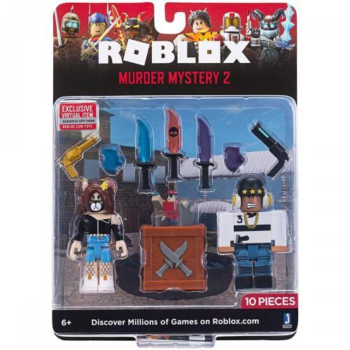 Set 2 figurine Roblox - Murder Mistery 2 - Figurine pentru copii -