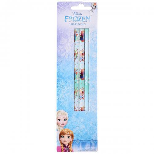 Set 3 creioane HB Disney Frozen - Rechizite scolare -