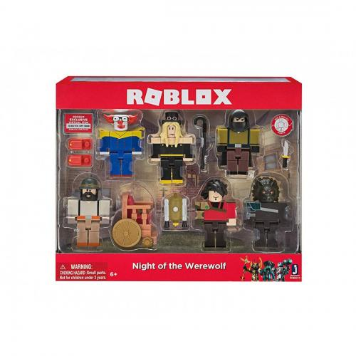 Set 6 figurine interschimbabile Roblox - Legend of Roblox - Figurine pentru copii -