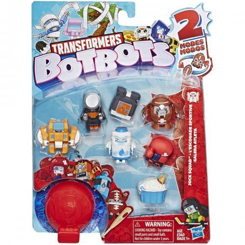 Set 8 figurine BotBots Spoiled Rottens S2 - Figurine pentru copii -