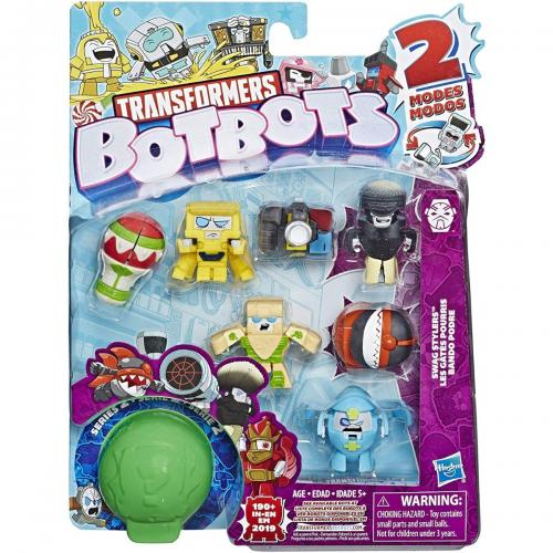 Set 8 figurine BotBots Swag Stylers S2 - Figurine pentru copii -