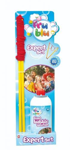 Set baloane de sapun cu Snur Expert - Fru Blu - Jucarii copii -