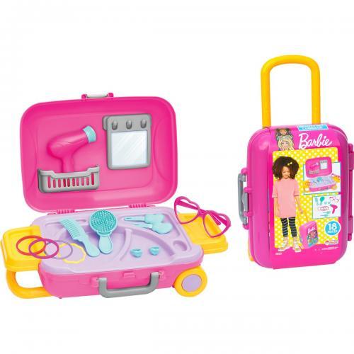 Set de infrumusetare Barbie Troller - Jucarii de imitatie -