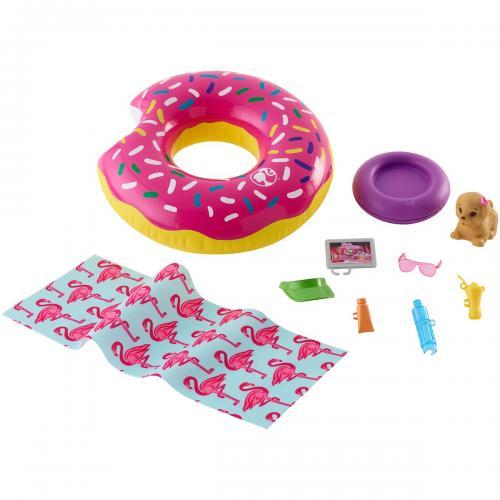 Set de joaca Barbie - Colac-Gogoasa - FXG38 - Papusi fetite -
