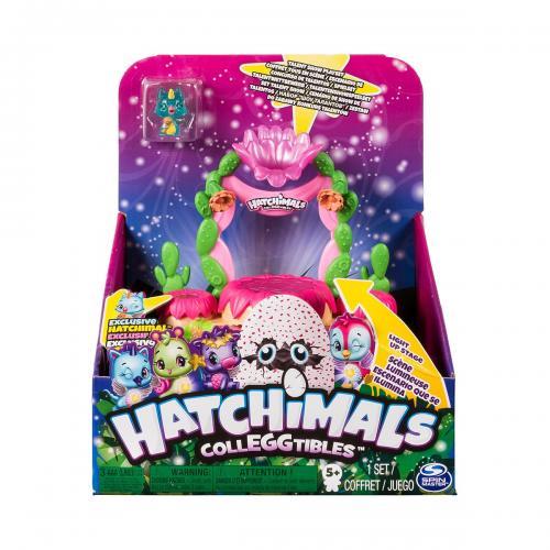 Set de joaca Hatchimals - Nisipuri sclipitoare S6 - Figurine pentru copii -