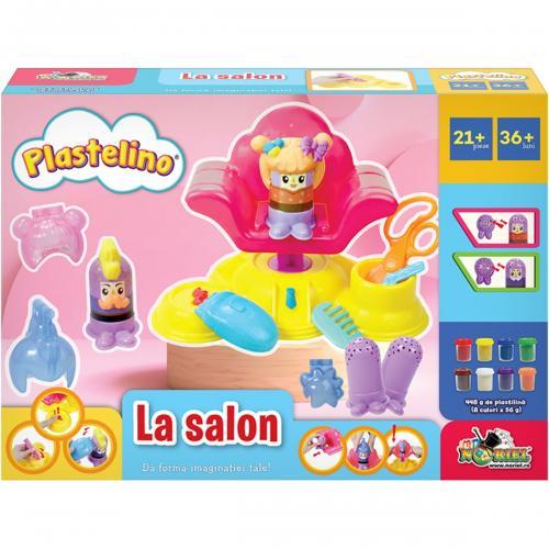 Set de joaca Plastelino - La salon - Seturi jucarii -