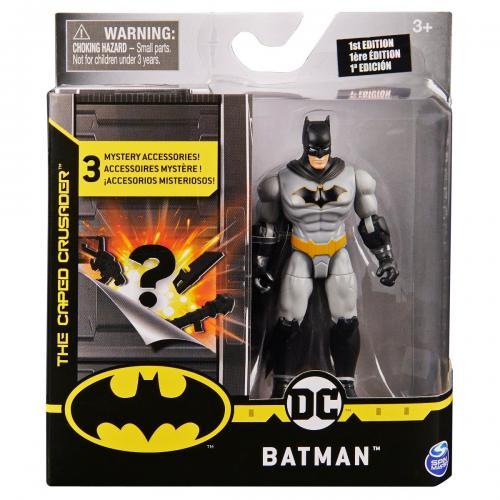 Set Figurina cu accesorii surpriza Batman 20124523 - Figurine pentru copii -