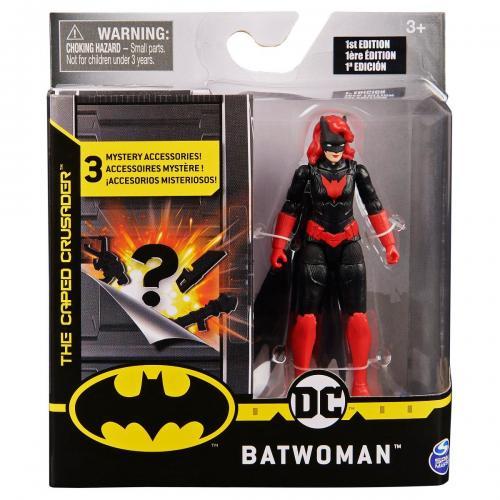 Set Figurina cu accesorii surpriza Batman - Batwoman 20124537 - Figurine pentru copii -