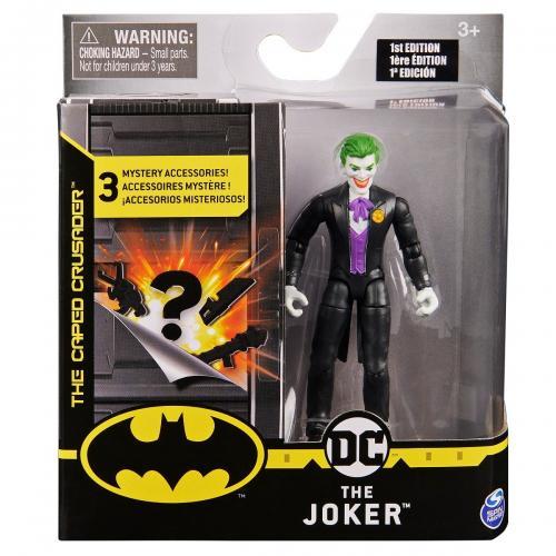 Set Figurina cu accesorii surpriza Batman - The Joker 20124536 - Figurine pentru copii -