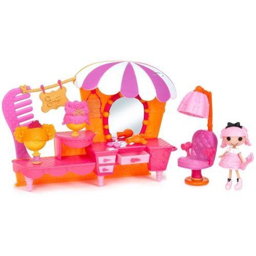 Set figurina Lalaloopsy Minis Colectia Style N Swap - Salon - Figurine pentru copii -