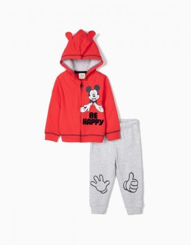 Set hanorac si pantaloni Sport Zippy - Imbracaminte copii - Pantaloni