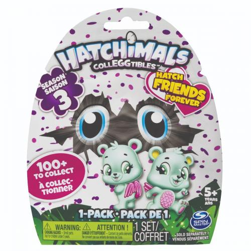 Set Hatchimals Colleggtibles in pungulita - Sezonul 3 - Figurine pentru copii -
