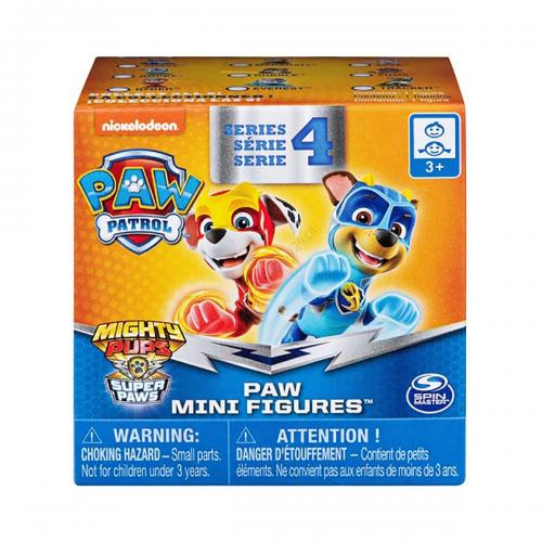 Set mini figurine supriza Paw Patrol S4 – (20113988)